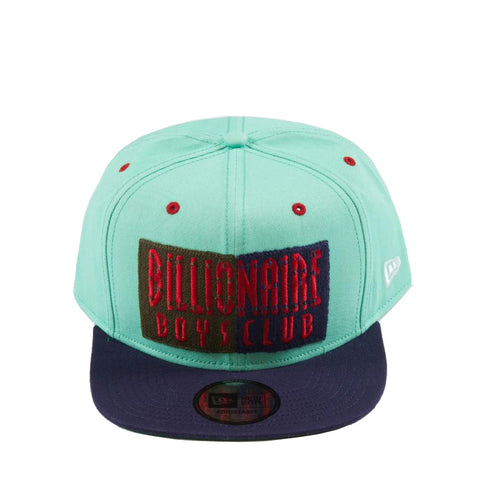 BBC -BILLIBOX SNAPBACK- BEACH GLASS
