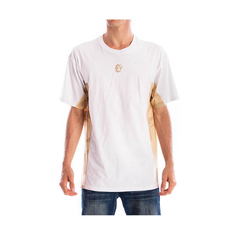 Crooks & Castles - Desert Strike Camo Tee - White