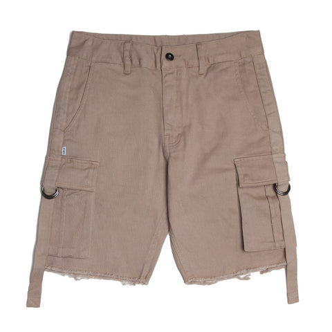 FAIRPLAY - ANKER  SHORT -  WOVEN TAUPE