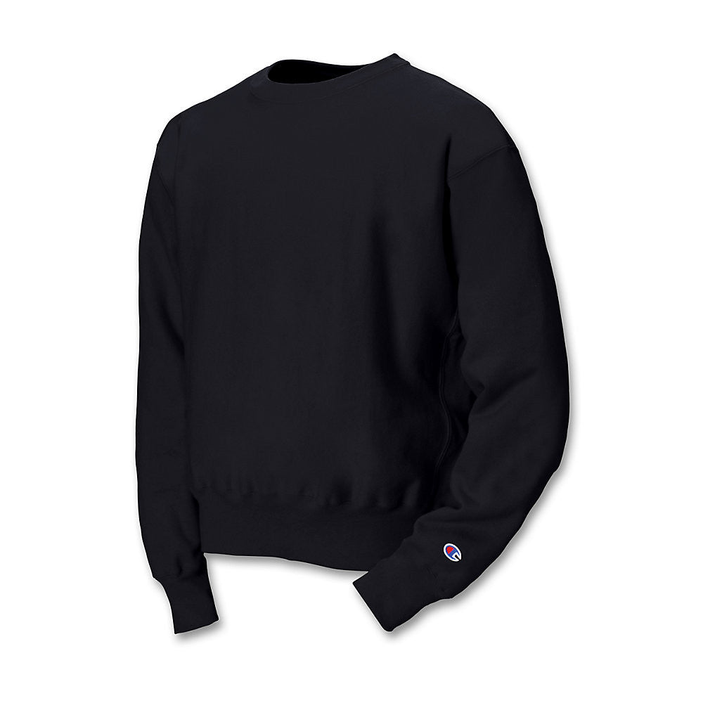 Champion Eco - Reverse Weave Crew - Black
