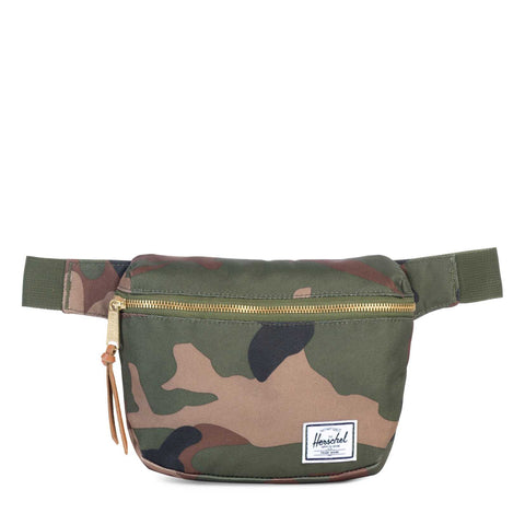 HERSCHEL - FIFTEEN HIP PACK - WOODLAND CAMO Ateaze USA
