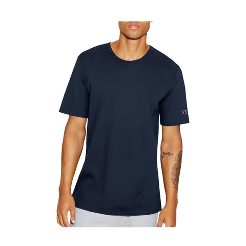 CHAMPION ECO - REVERSE WEAVE TEE - NAVY