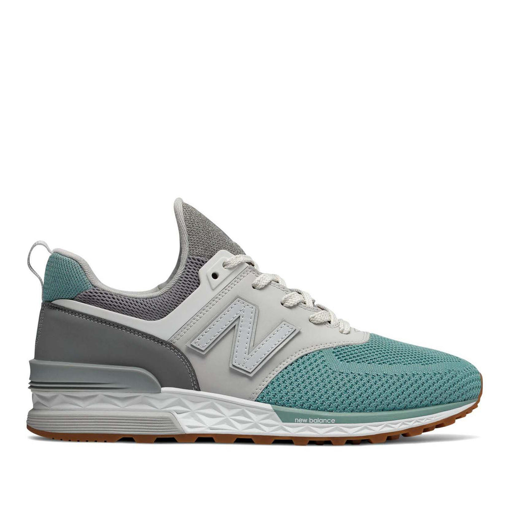Balance New Gunmetal Sport With Blue 574 Storm QrBhdCxts