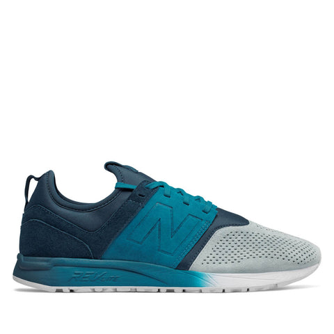 New Balance - Suede 247 - Stardust with North Sea - Ateaze USA