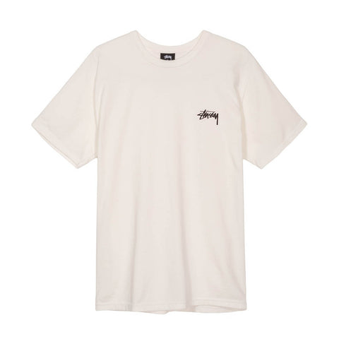 STUSSY - ACE TEE - NATURAL - Ateaze USA