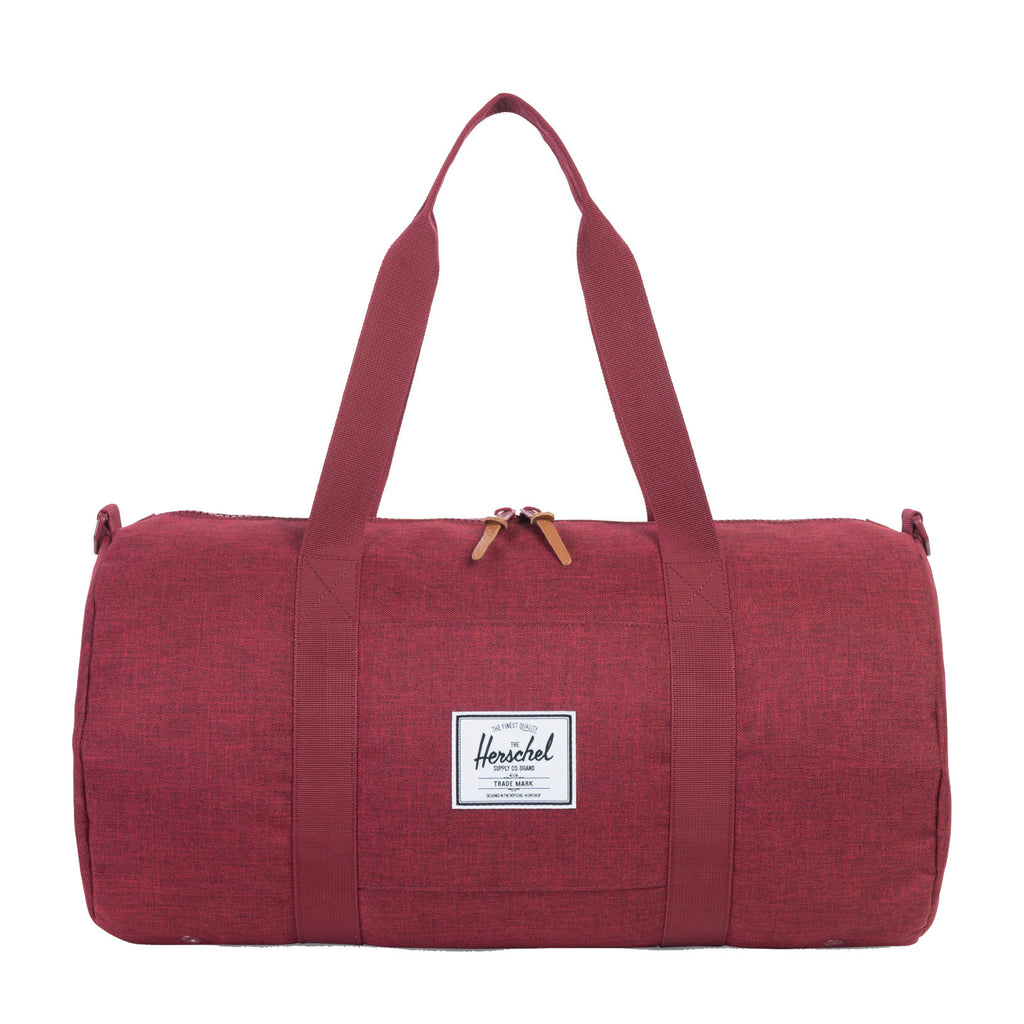 SUTTON MID-VOLUME WINETASTING CROSSHATCH DUFFLE BAG