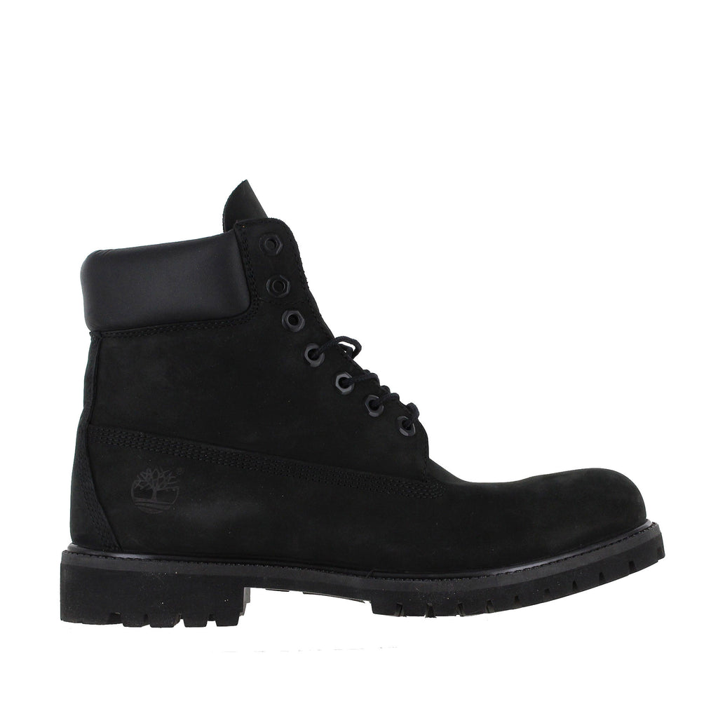 TIMBERLAND - SIX INCH WATERPROOF BOOT - BLACK