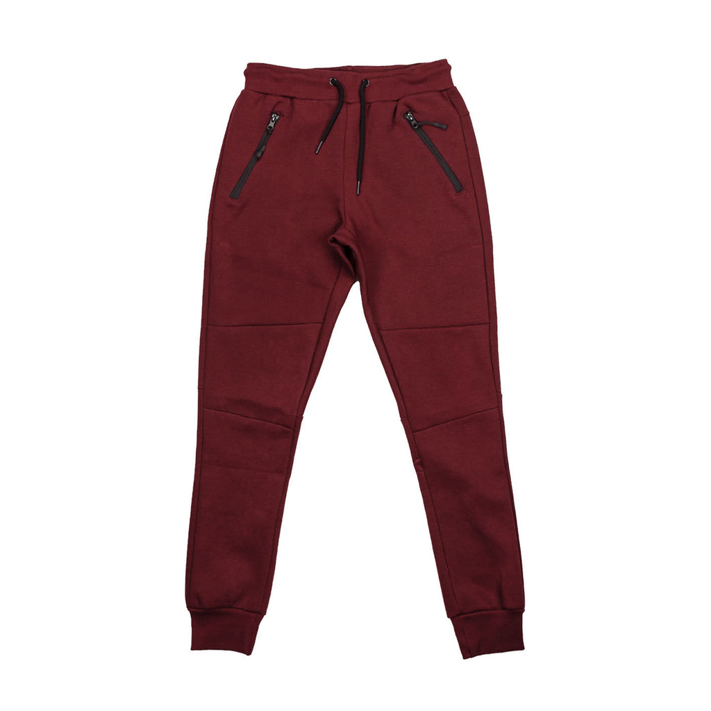 ATEAZE A4 SWEATPANTS - BURGANDY