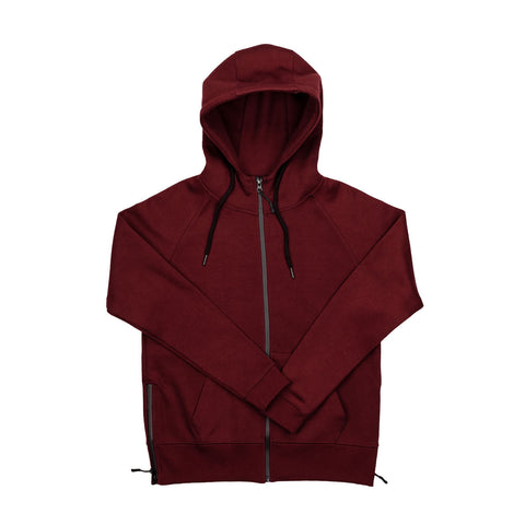 ATEAZE A5 SWEATER - BURGANDY