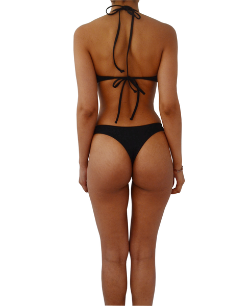 TORTOLA TRIANGLE - BLACK
