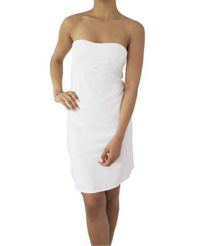 BORDEAUX BANDEAU - WHITE