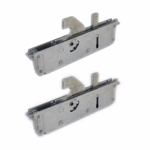Pair Of Lockmaster Mila Master Hook Pin Replacement Gearbox For Upvc Door Lock