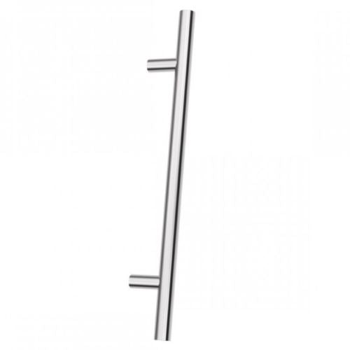 Mila Front Door High Quality Stainless Steel Pull Handle T Bar Inline + Offset -  - Mila - UPVCSTORE
