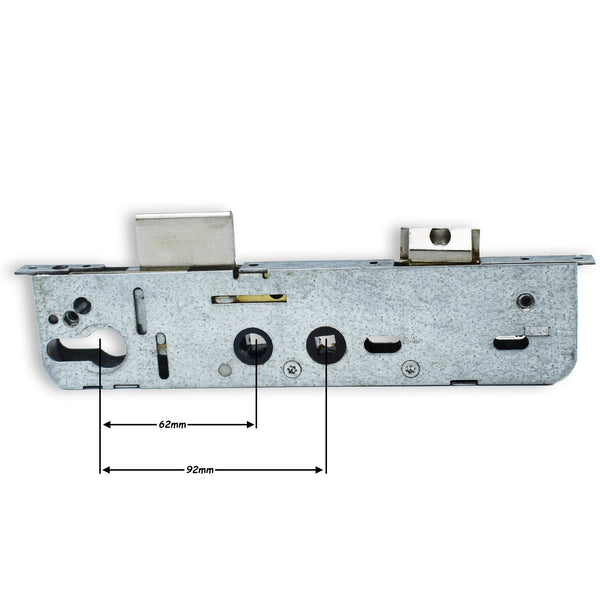 Genuine Roto One Piece uPVC Replacement Gear Box Centre Case Door Lock 35mm -  - UPVCSTORE - UPVCSTORE