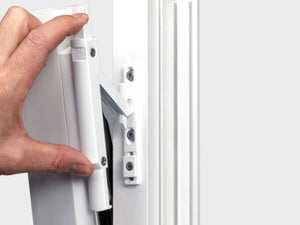 Winkhaus OBV Tilt and Turn Upvc Window Restrictor Child Safety - Egress - White -  - Winkhaus - UPVCSTORE