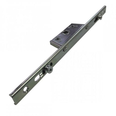 Offset Espag Aluminium Window Lock Gearbox Mechanism 16mm U Rail Bar Rod Fenster -  - Fenster - UPVCSTORE