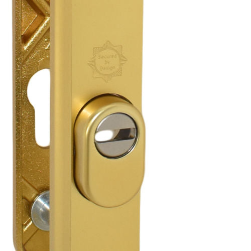Hoppe Tokyo PAS24 High Security Upvc Composite Door Handle Secured By Design 122 -  - Hoppe - UPVCSTORE