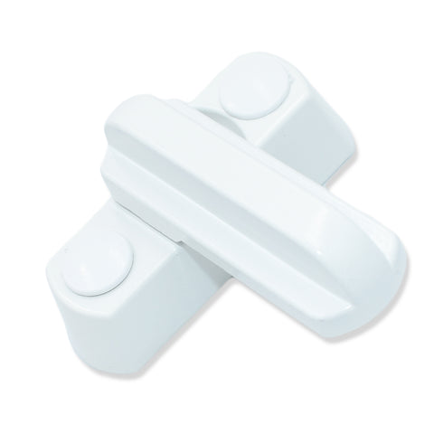 Sash Jammer UPVC PVC Window Door Lock, High Security Arm