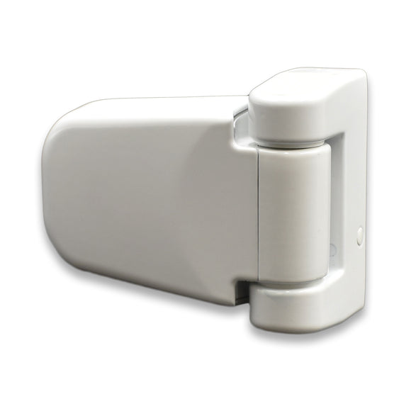 Maxim High Security Flag Hinge for PVCu Doors White PAS 24 -  - UPVCSTORE - UPVCSTORE