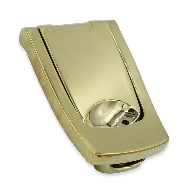 Hoppe uPVC Composite Timber Door Premium Brass Door Knocker -  - Hoppe - UPVCSTORE