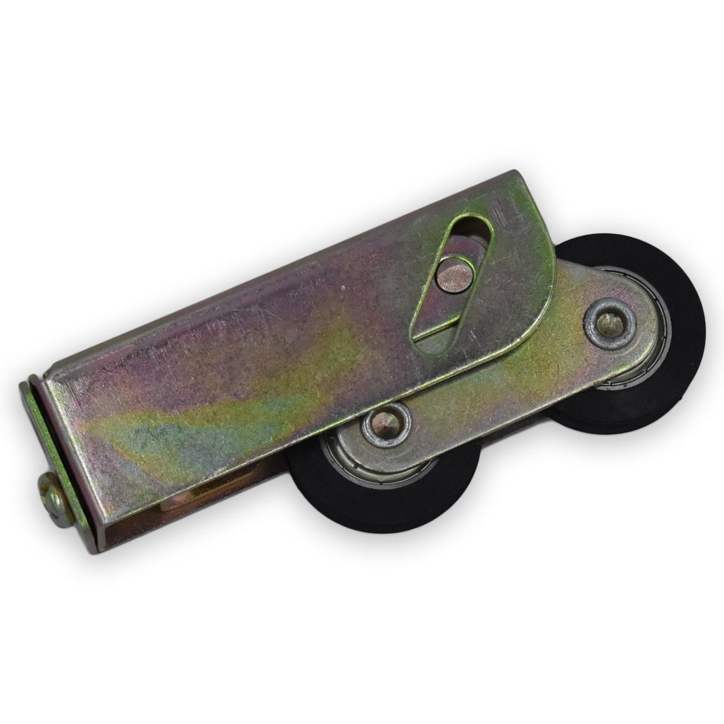 Pair Of Tandem Sliding Patio Door Roller Wheels Aluminium