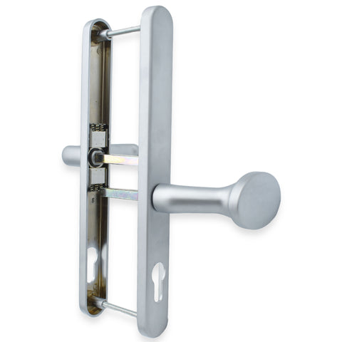 Fab Fix Balmoral 62/92mm lever pad Offset 240mm Fixings Composite Door Handle -  - Fab & Fix - UPVCSTORE