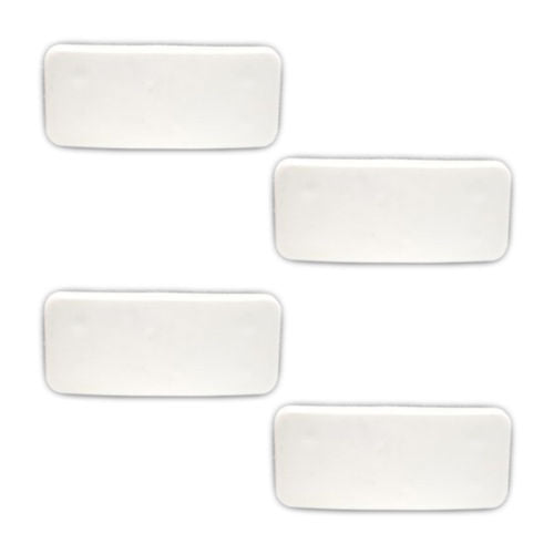 UPVC Cockspur Wedge Kit - 3mm, 4mm, 5mmm & 6mm Wedges included - White - Branded -  - UPVCSTORE - UPVCSTORE