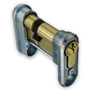 High Security Euro Cylinder Door Lock Profile Barrel Anti Snap Escutcheon -  - UPVCSTORE - UPVCSTORE