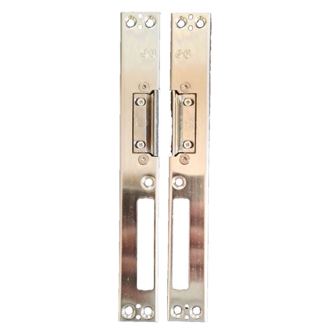 Upvc Door Keep Gu Centre Latch & Dead Bolt (Universal Strike Plate) -  - UPVCSTORE - UPVCSTORE