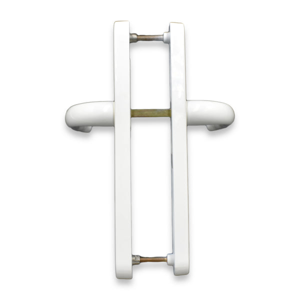 Yale MK3 High Security Handle Composite Door Handle - 92pz 215mm Fixings -  - Yale - UPVCSTORE