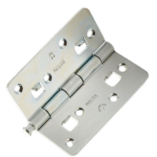 "SECURITY BUTT HINGE 4542 3.9x3.5"" GRADE 7 100X90MM -  - UPVCSTORE - UPVCSTORE"