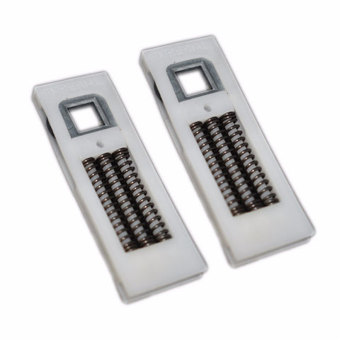 uPVC Replacement Door Handle Springs Cassette Pair - Stop Sagging Handles -  - Imerial - UPVCSTORE