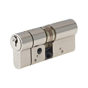 Yale Euro Cylinder Door Lock AS Platinum TS007 3* Star 35mm/35mm Composite Doors -  - Yale - UPVCSTORE