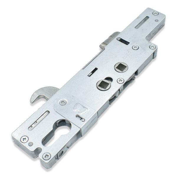 Ingenious Upvc Gear box Door Lock Centre Case 35mm Backset Double Spindle -  - Ingenious - UPVCSTORE