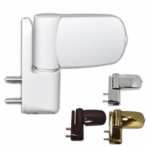 UPVC Double Glazing Door Flag Hinge Adjustable Avocet MT3D -  - UPVCSTORE - UPVCSTORE