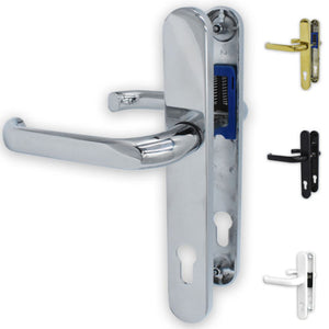 Trojan Long Lever uPVC Composite Double Glazing Door Handle -  - Trojan - UPVCSTORE