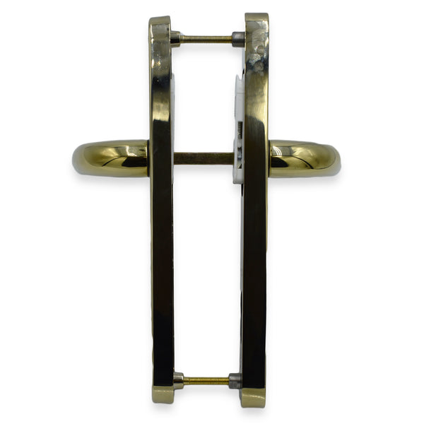 Yale MK3 Gold High Security Handle Composite Door Handle - 92pz 215mm Fixings -  - Yale - UPVCSTORE