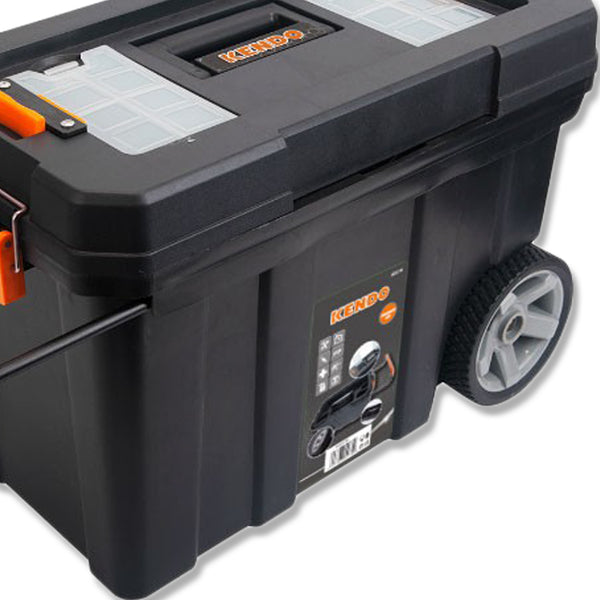 Kendo Premium Professional Mobile Tool Box Chest on Wheels -  - Kendo - UPVCSTORE