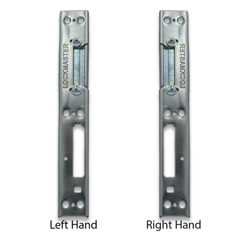 Upvc Door Keep Lockmaster Centre Latch & Dead Bolt Keep Plate -  - Lockmaster - UPVCSTORE
