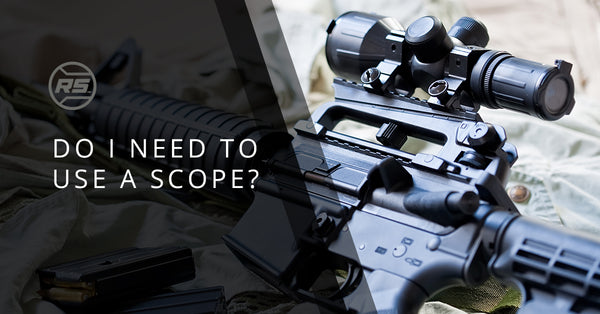Do I Need to Use a Scope? The Basics of AR Optics