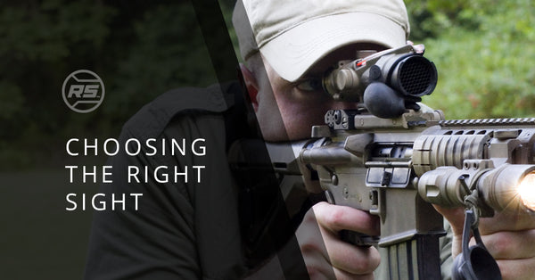 Choosing the Right Sight for your AR