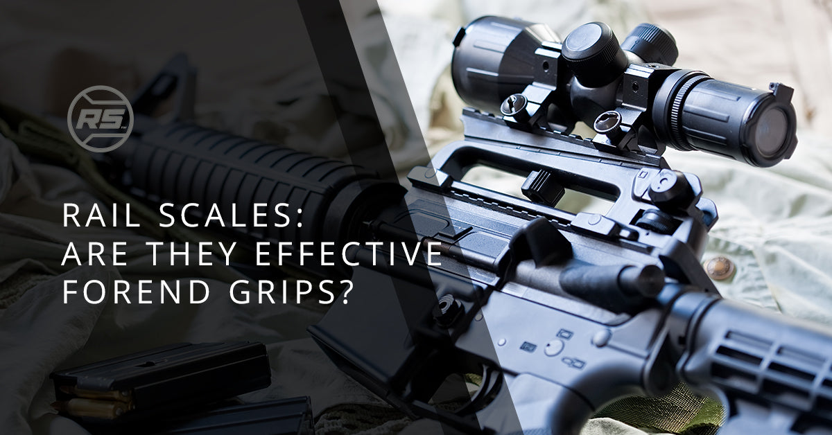 Rail Scales: Are They Effective Forend Grips?