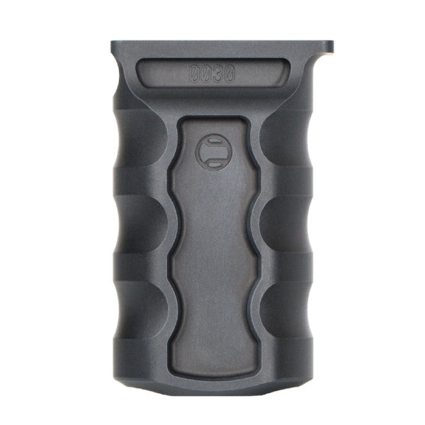 A side view of the RSB forend grip for AR15 rifles.