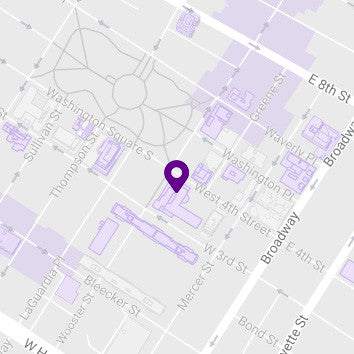 Map - NYU Stern School of Business