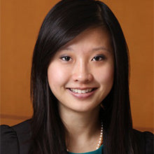 Headshot: Jiabei Chen Kaiser, Senior Director