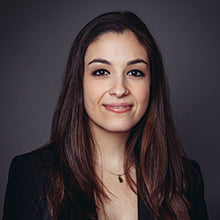 Headshot: Kelsey Guerin, Associate Director