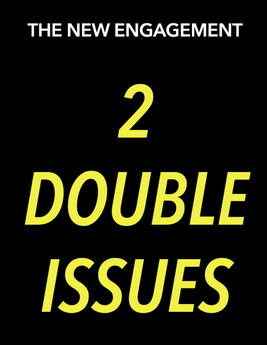 Issues NO. 1 & 2 (includes shipping)