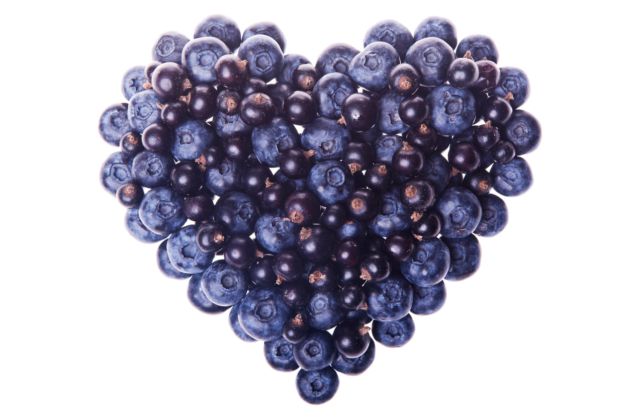 Harness the power of berries