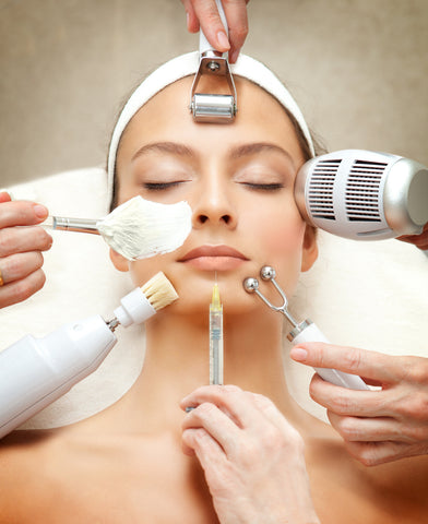 Anti aging facial treatments