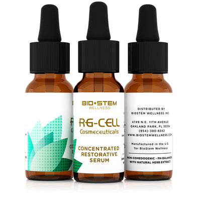Cell restorative system from a top cosmeceutical skincare brand